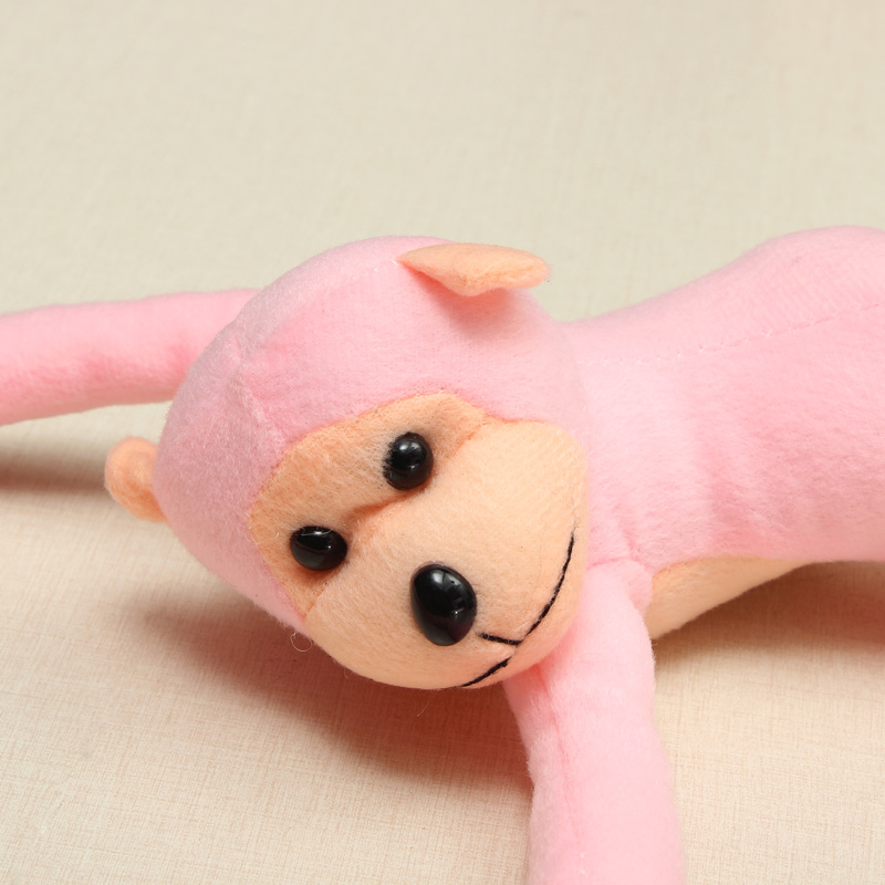 Long Arm Hanging Monkey Toy Colorful New Hot-selling Monkey Doll