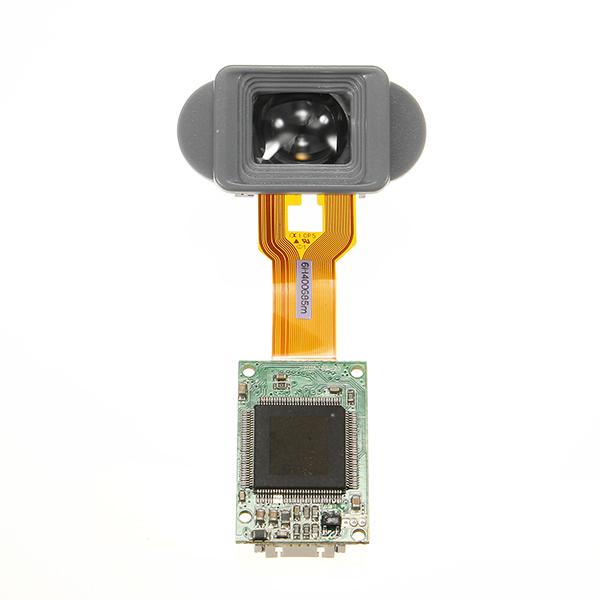 Image of 0,2 Zoll 640 * 480 Elektronischer Sucher für Infrarot Nachtsicht AV CVBS Eingang Mini Display Monitor
