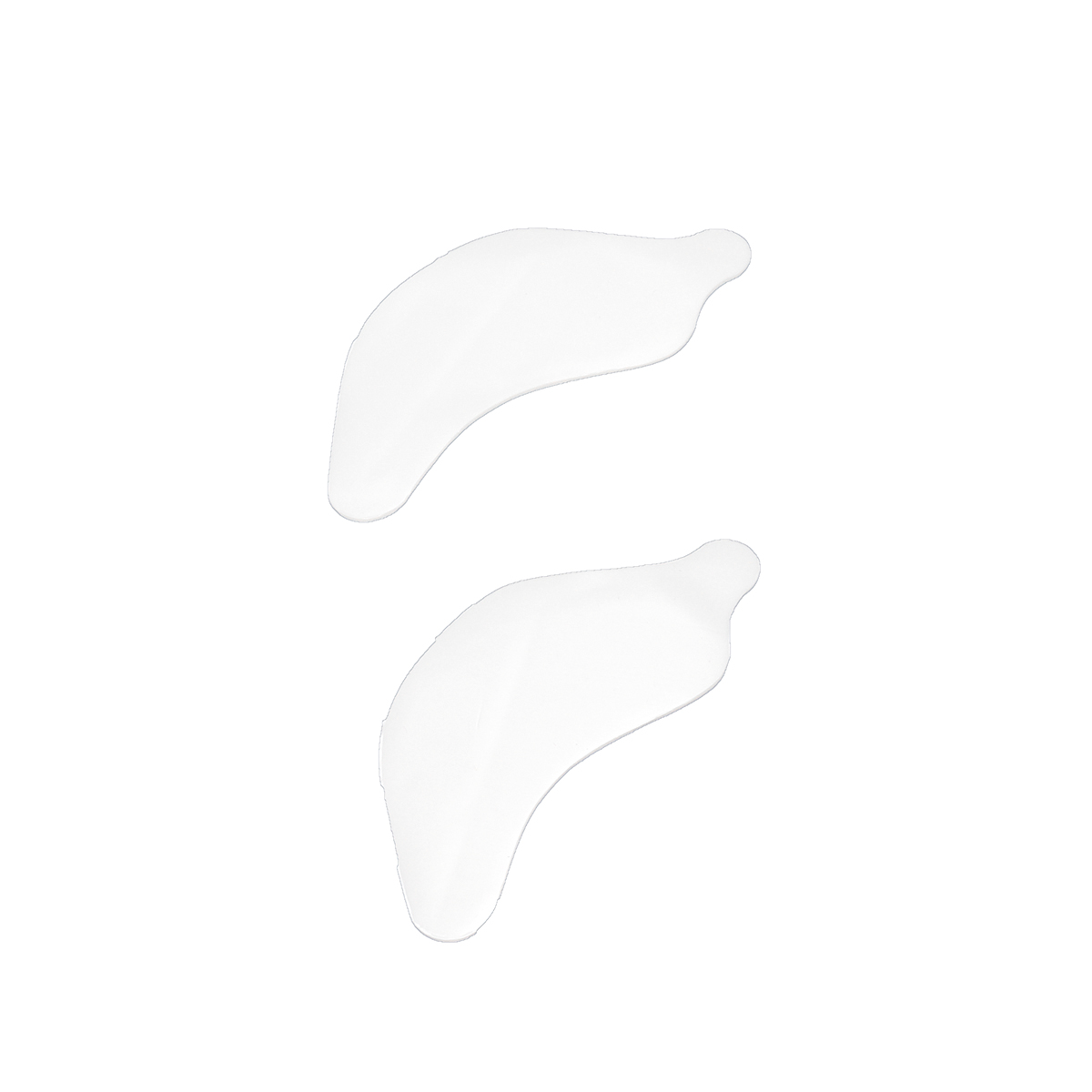 Reusable Silicone Eyelahes Extension Eye Pads Grafting Tools