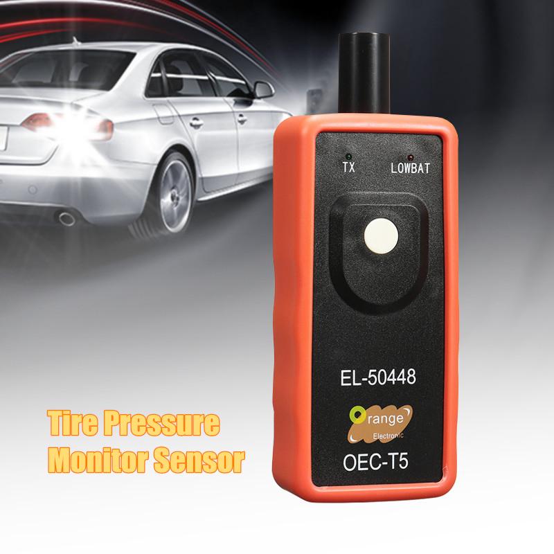 EL-50448 Car TPMS Reset Relearn Diagnostic Tool Auto Tire Pressure Sensor