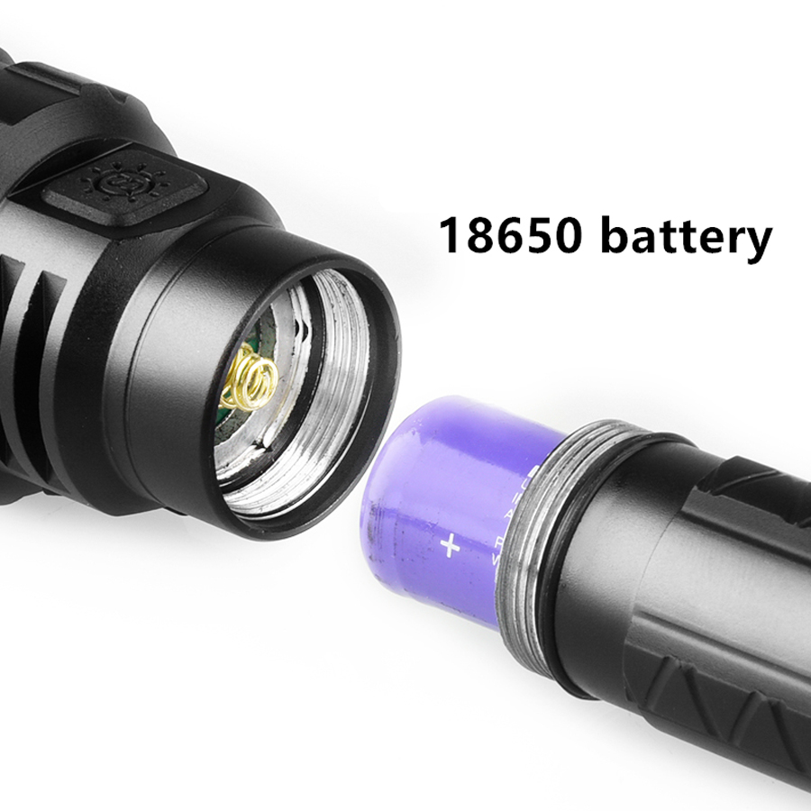 XANES 1102 L2 5Modes 1600 Lumens USB Rechargeable Camping Hunting LED Flashlight 18650