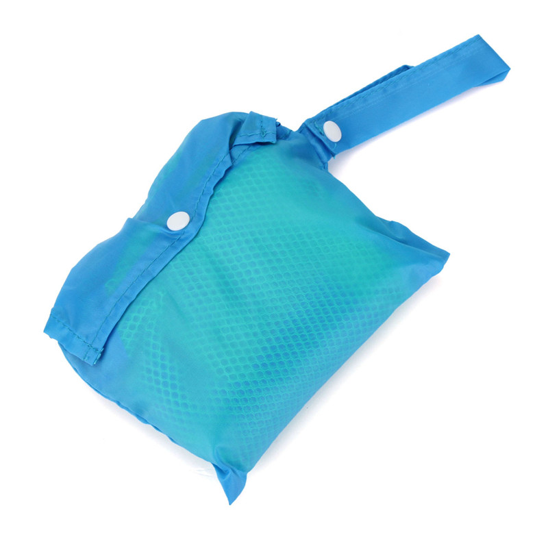 Toy Tool Clothes Storage Collection Pouch Tote Mesh Bag Mom Baby Kids Indoor Outdoor Beach Bag