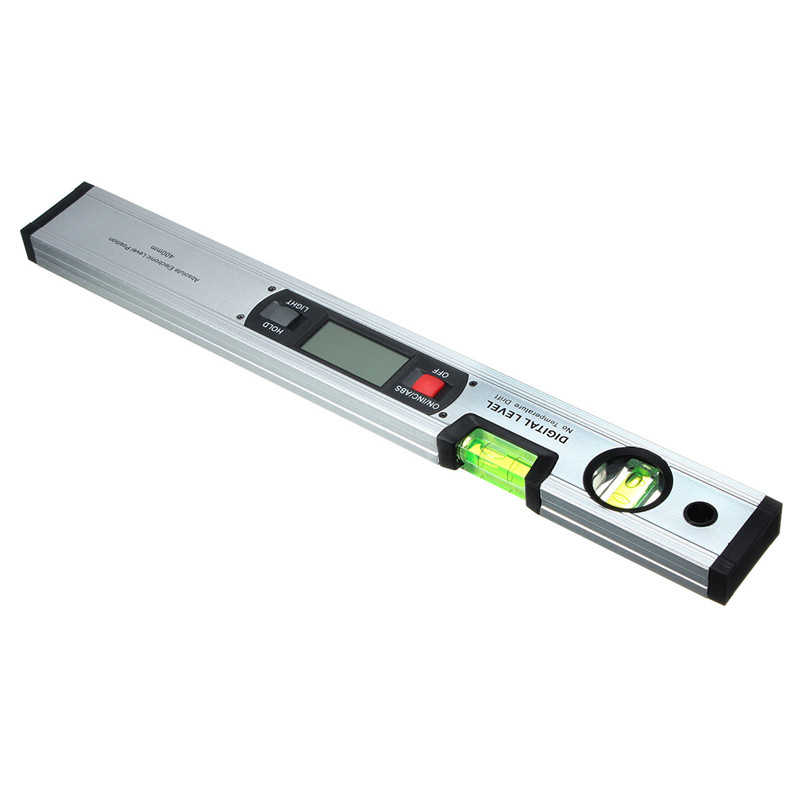 Strong Magnetic Base Digital 4 x 90 Degree Level Inclinometer Angle Finder Quadrant Spirit Level