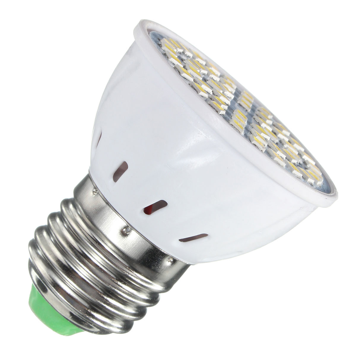 E27 E14 GU10 MR16 3W 48 SMD 2835 LED Pure White Warm White Spot Lightting Bulb AC110V AV220V