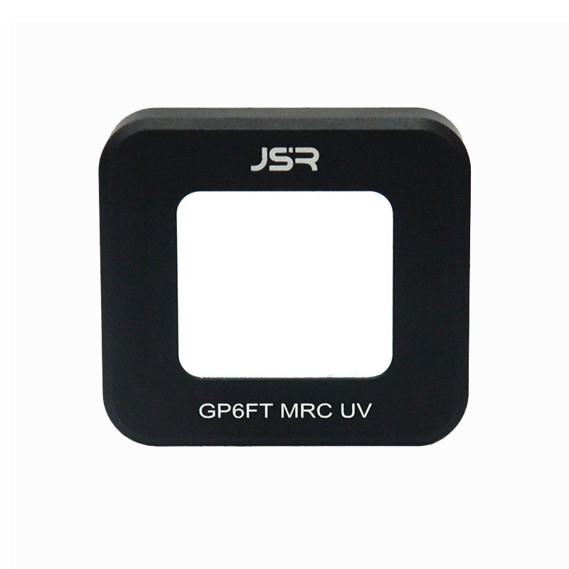 JSR UV Lens Filter Cover for Gopro 6 5 Sport Camera Ori
