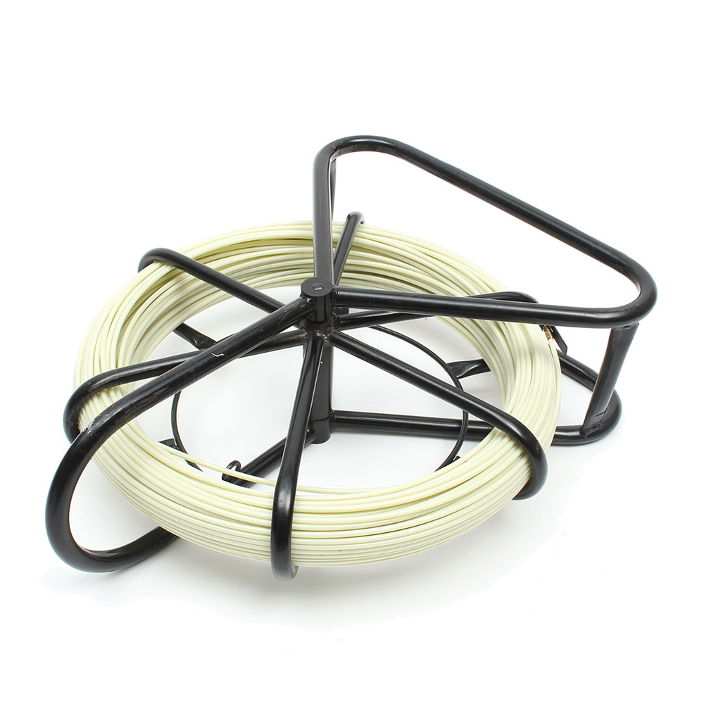 4.5mm x 100m Fiberglass Cable Puller Fish Tape Cable Running Rod ...