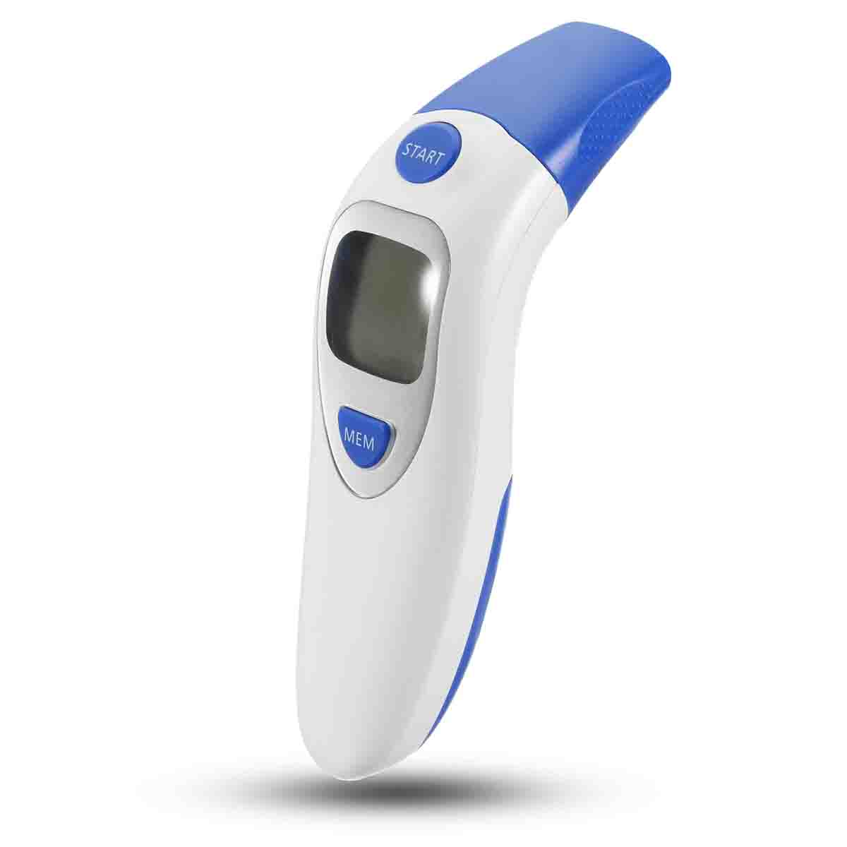 Digital Baby Adult Body Temperature Tester Portable Infrared IR Ear Thermometer ℃/℉