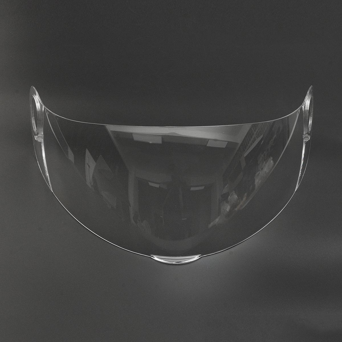 Motorcycle Helmet Visor Lens Suitable For Virtue 800 Clear Black Silver