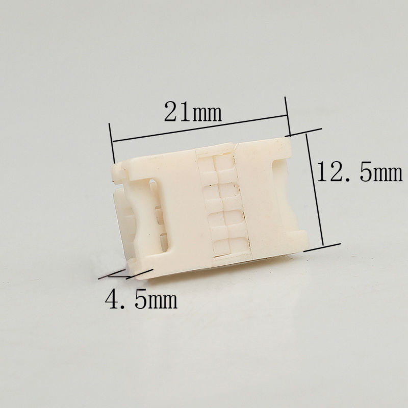 3pin 10mm Width Free Solder Connector for RGB LED Strip Lighting