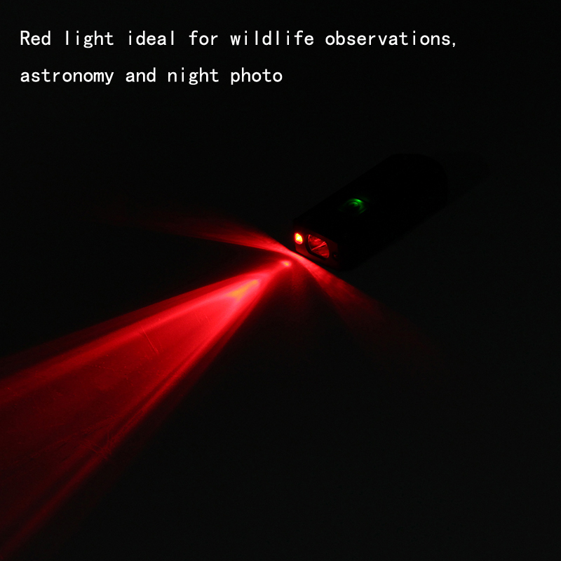 Astrolux K1 Stainless Steel XP-G3+365nm UV+Red LED 250LM ...