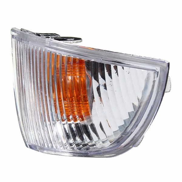 Right Wing Mirror Indicator Light Repeater Lens Cover O/S No Bulb For Iveco Daily 06-11