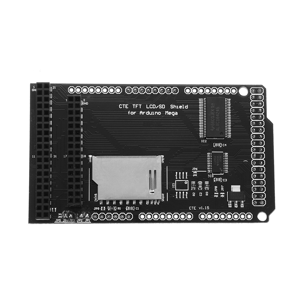 TFT/SD Shield Expansion Board For Arduino MEGA 2560 LCD Module SD Card 2.8 3.2 Inch