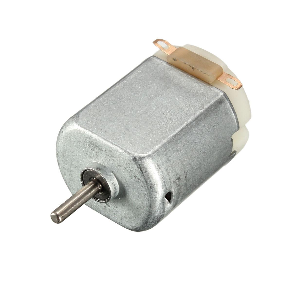 10Pcs/Pack DC 3V Mini Motor For Arduino Smart Robot Car/Model Toy Car