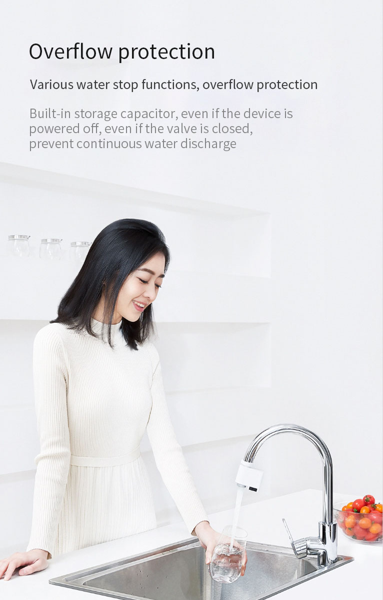 Zanjia Smart Induction Water Saving Device Intelligent Automatic Induction Faucet