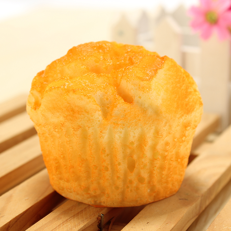 Squishy Super Soft Muffin Cup Cake Bun Gift Cafe Decoration