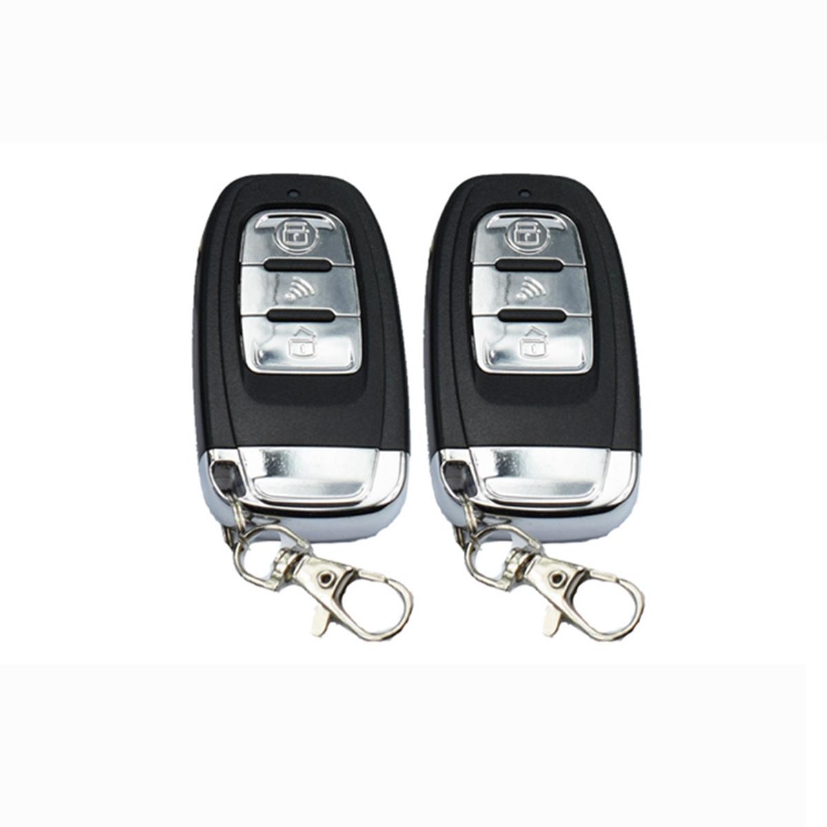 Car Alarm System PKE Keyless Entry Push Button Engine Ignition Start Remote
