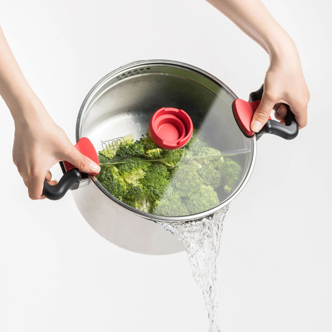 Xiaomi Mi Home Non-coating Stainless Steel Stock Pot He