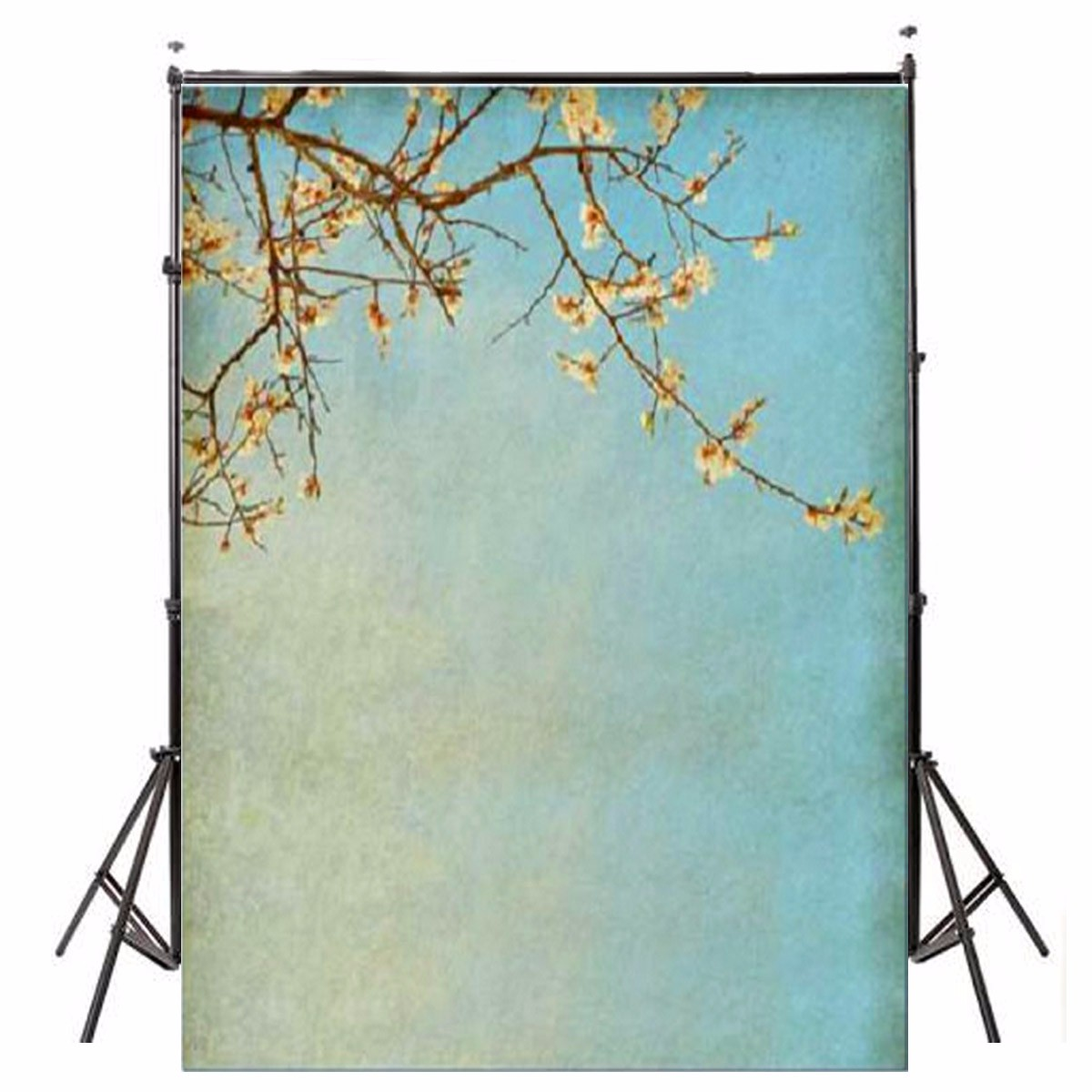 3x5ft Vinyl Photography Backdrops Newborn Tree Branch Scenery Background Studio Prop