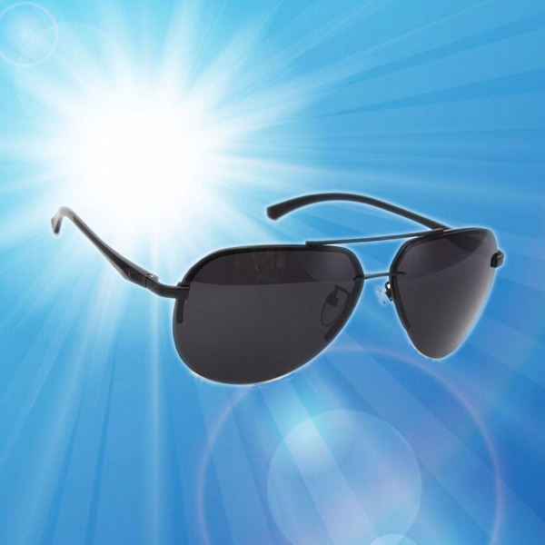 Men's Polarized Sunglasses Driving Outdoor Sports Eyewear Glasses