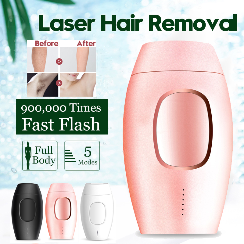 900,000 Times 36W Permanent IPL Hair Removal Painless