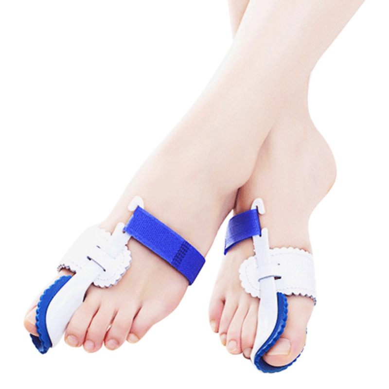 Strephexopodia Correction Orthotics Separato Foot Fingers Two Hole Toe Thumb Hallux Valgus Appliance