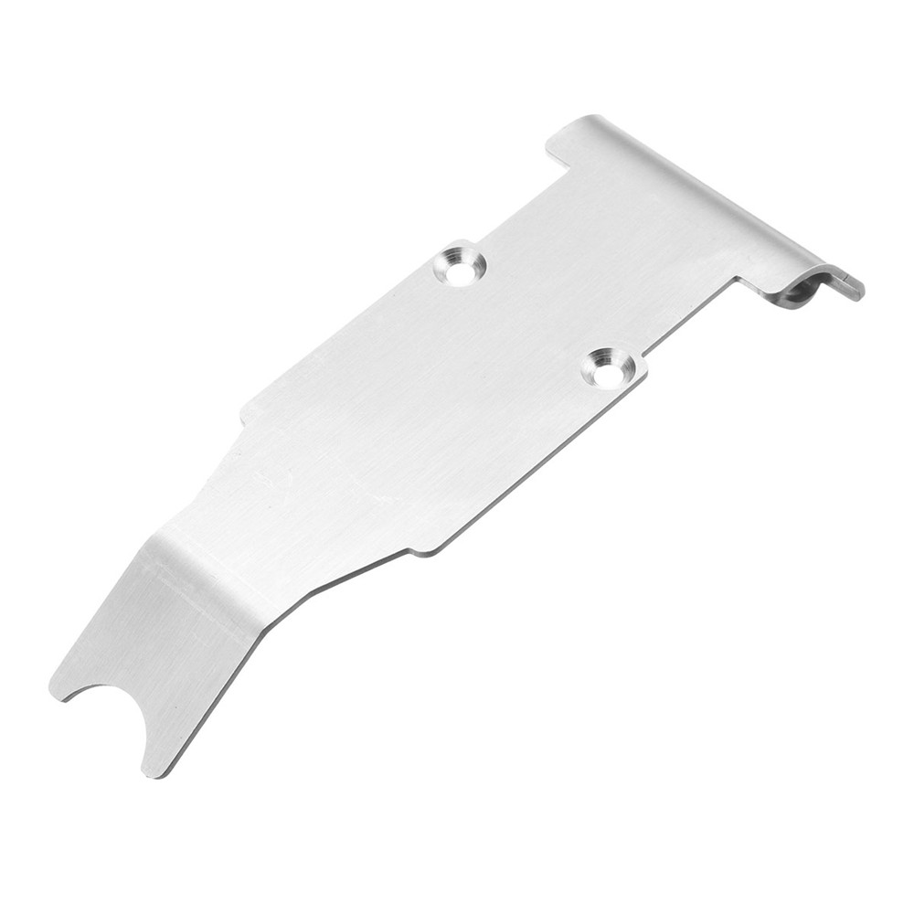 Stainless Steel Skid Plate Armor Center Chassis Protector for TRAXXAS Summit E-REVO 1:10 RC Car Part - Photo: 10