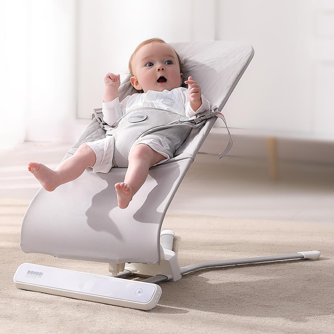 Xiaomi Baby Swing Rocking Chair Adjustable Baby Cradle Multifunctional Springboard Chair