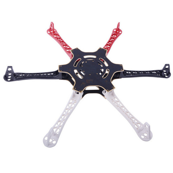DIY F550 Flame Wheel 550mm Hexa-Rotor 6-Aixs Multirotor Frame Kit