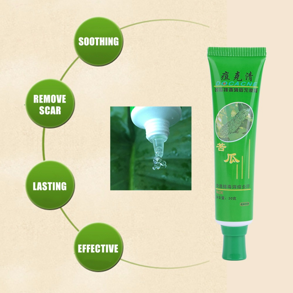 Acne Treatment Face Cream Skin Repairing Acne Cream Oil Control Remover Facial Skin Care