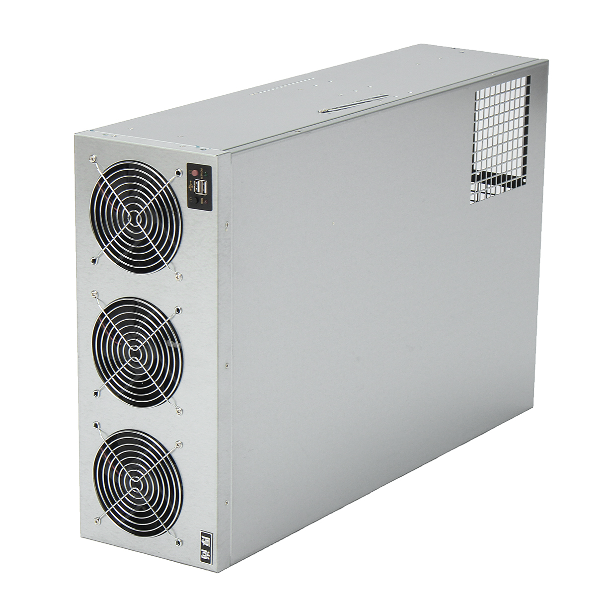 Crypto Coin Open Air Mining Frame Rig Graphics Case For 8 GPU ETH BTC Ethereum