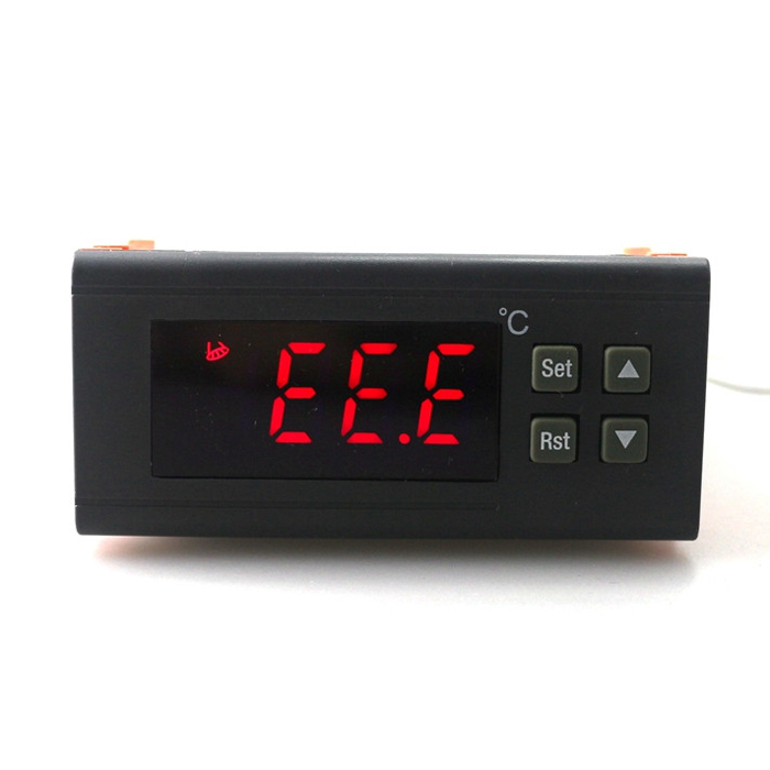 RC-114M 220V/10A -30~300℃ Digital Temperature Controller Thermostat Regulator with Temperature Sensor