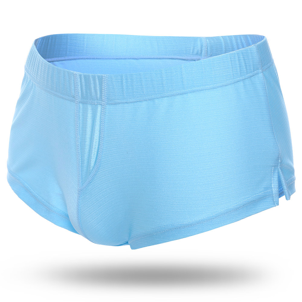 Home Arrow Pants Thin Soft Cool Comfy Elastic Boxers Underwe