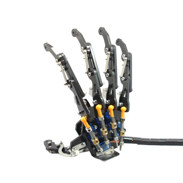 DIY 5DOF Robot Five Fingers Metal Me