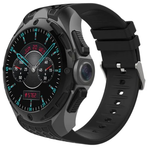 Купить со скидкой ALLCALL W2 3G IP68 Waterproof Weather Heart Rate 2G+16G WIFI GPS Android7.0 Smart Watch Phone