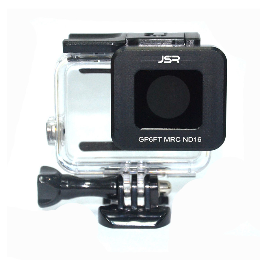 JSR ND16 Lens Filter Cover for Gopro 6 5 Sport Camera O