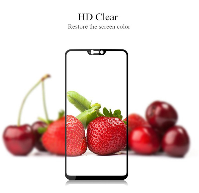Bakeey™ 9H Anti-explosion HD Clear Tempered Glass Screen Protector for OnePlus 6
