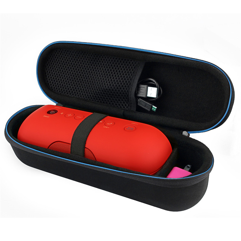 LEORY Hard Travel Carrying Case bluetooth Speaker Storage Bag Portable Shockproof For Sony XB20/XB21
