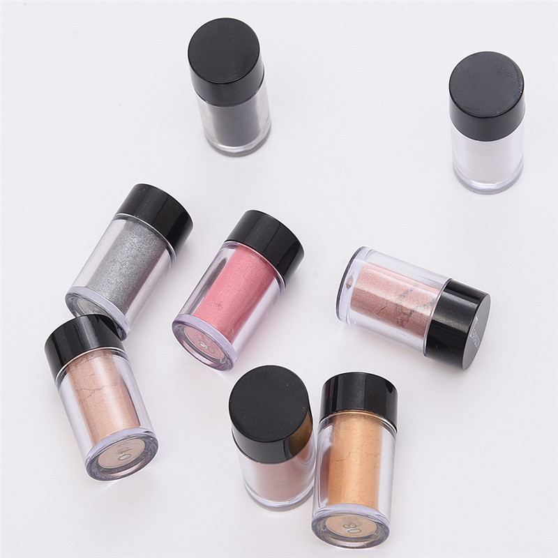 6g 8 Colors Earth Color Shimmer Eye Shadow Powder Halloween