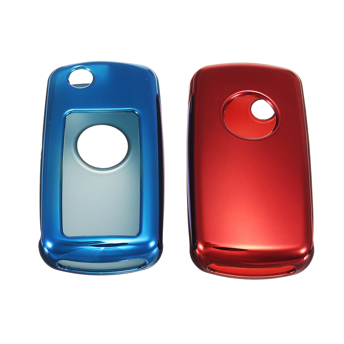TPU Remote Smart Key Cover Fob Case Shell For VW And Other Car Models