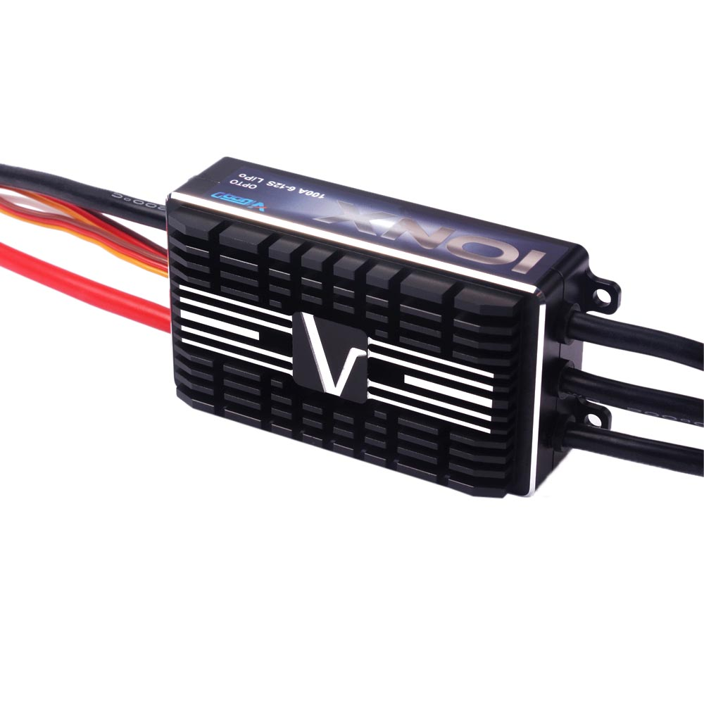 V-Good IONX 32 Bit 100A HV 6-12S Brushless ESC Electronic Speed Control For RC Model - Photo: 3