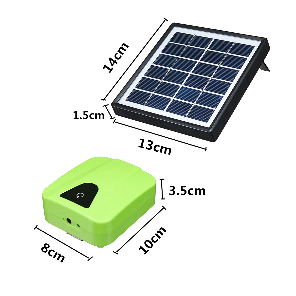 Solar Power Water Pump Kits Garden Fountain Pool Watering Pond Pump Solar Panel Air Oxygenator Pump
