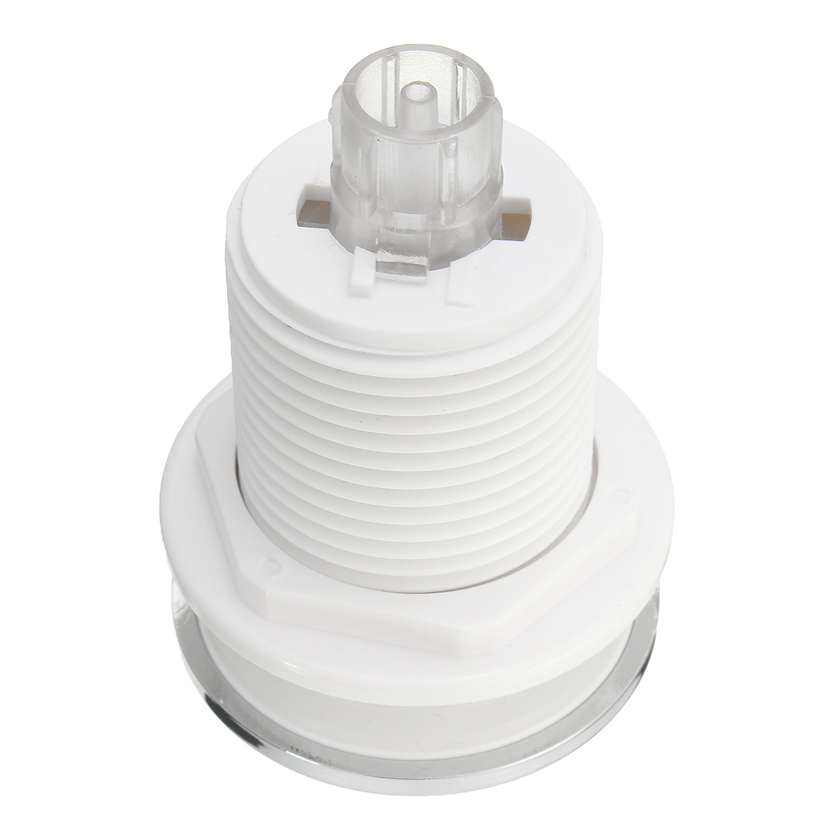 28/32mm Garbage Disposal Air Switch Unit Assembly Push Button Sink Top Pressure Switch
