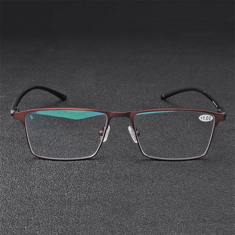 KCASA TR90 Prescription Reading Glasses Anti Blue Light