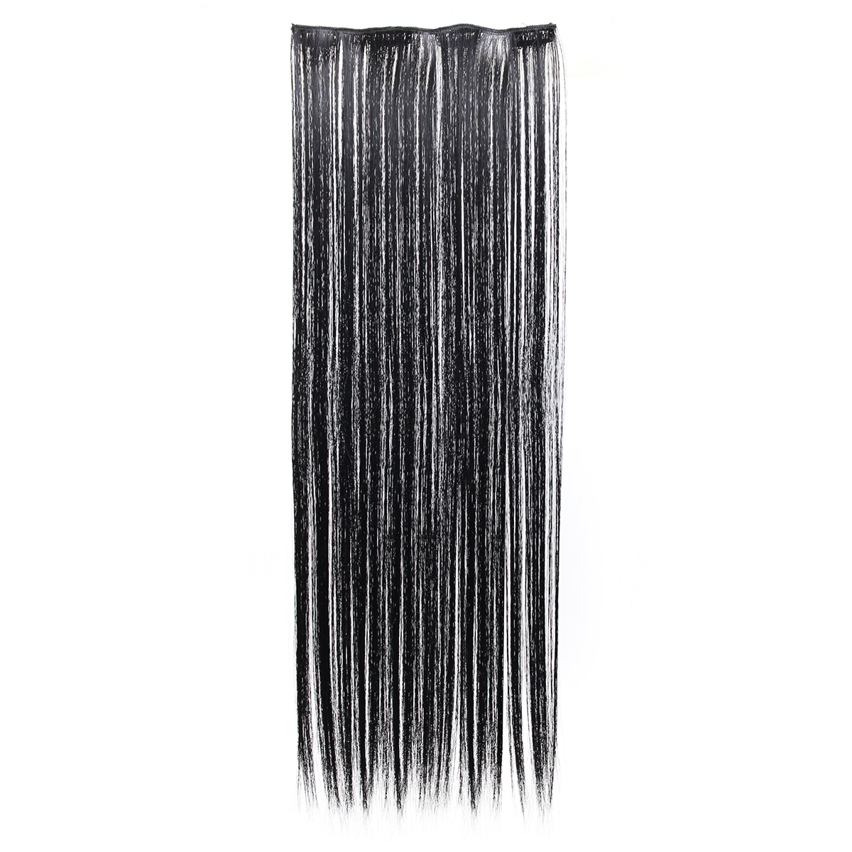 7Pcs Hair Extensions 22'' Long Straight