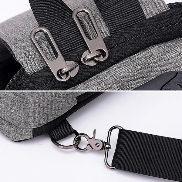 Nylon Anti-theft Casual Crossbody Bags