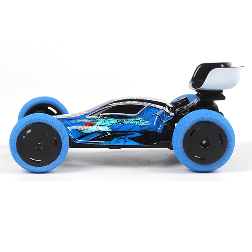 1/32 2.4G 6CH RC Car Mini Trick Car With LED Light