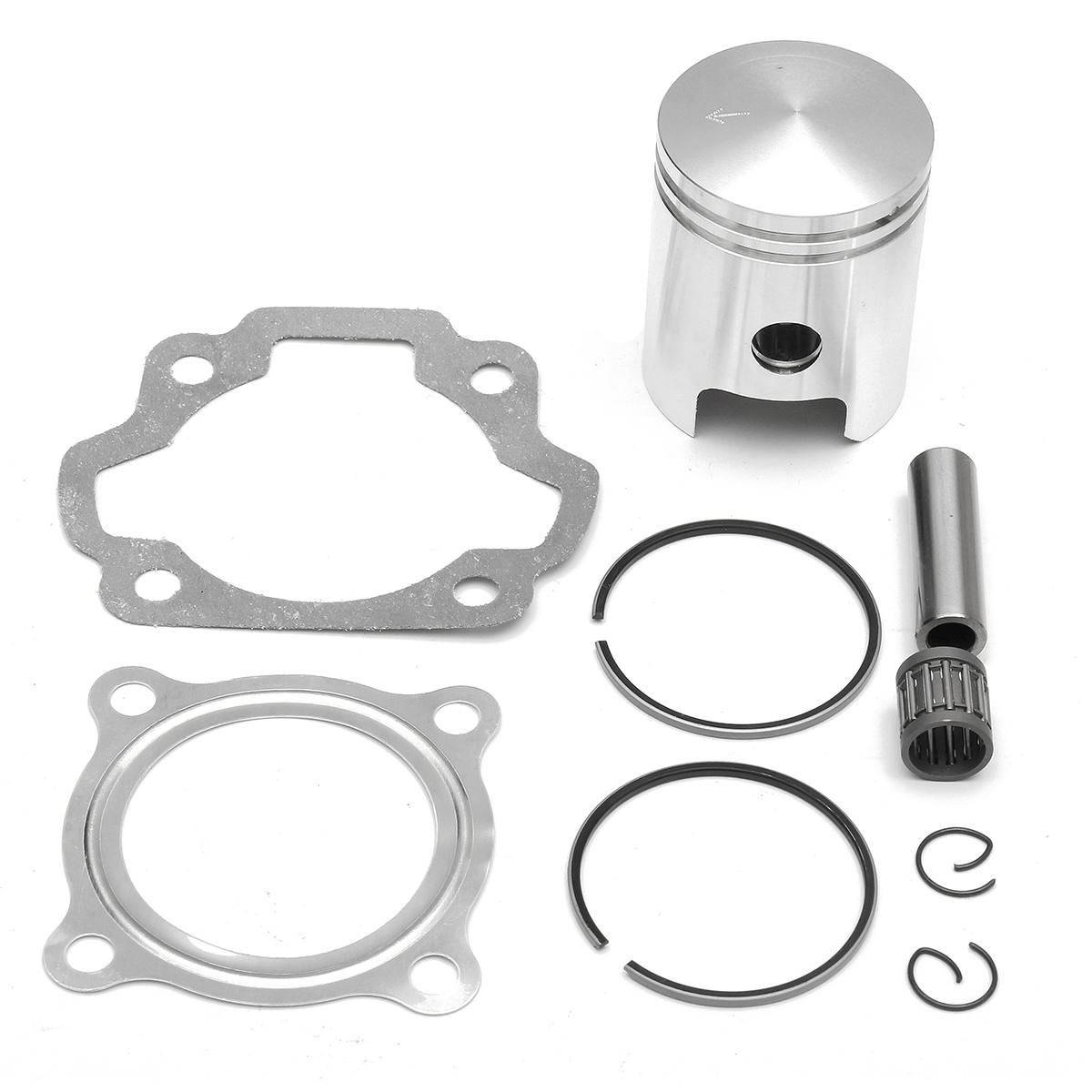 Cylinder Piston Ring Head Gasket For Yamaha PW80 Y-Zing
