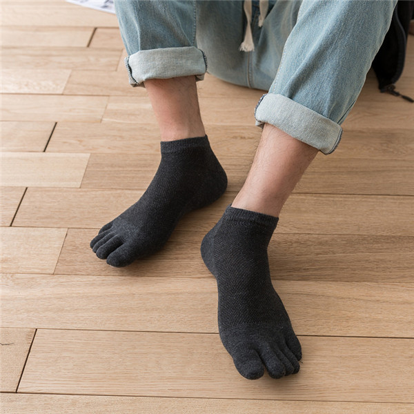 Mesh Breathable Invisible Socks Low-Cut No Show Ankle Sock