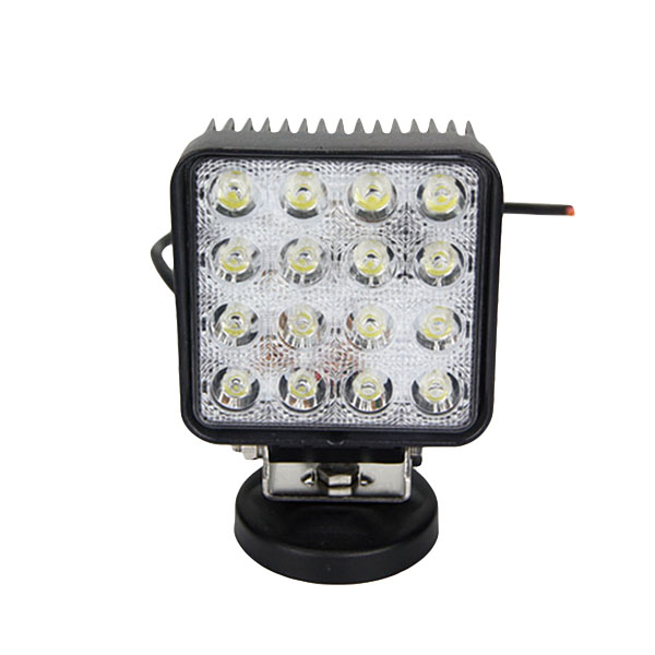 48W 3120lm 6000K LED Work Searchlight Condenser Roof Lights For Vehicle SUV Truck Boat Outdoor OVOVS