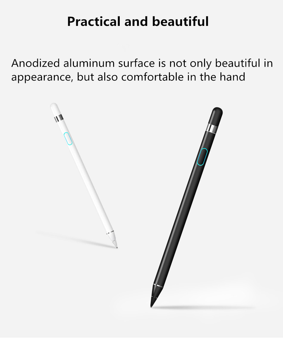 WIWU Capacitive Screen Stylus Pen For IOS Android Tablet